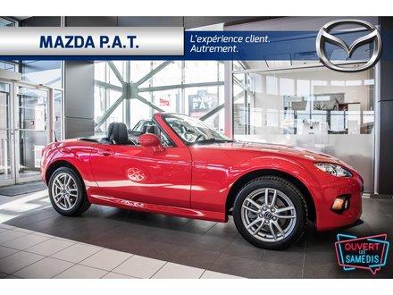 2015 Mazda MX-5 GX ** SEULEMENT 18 422 KM **