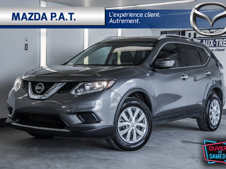 Nissan Rogue S+AWD 2016