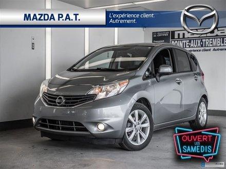 2014 Nissan Versa Note 1.6 SL ** NAVIGATION CAMERA DE RECUL **