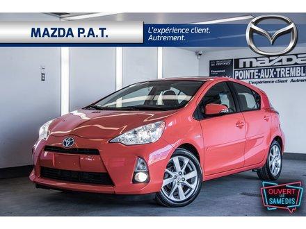 2012 Toyota Prius C Technology (CVT) ** 54 234 KM **