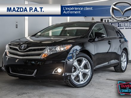 Toyota Venza XLE V6 AWD ** CUIR TOIT PANORAMIQUE NAVIGATION ** 2015