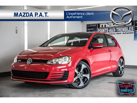 Volkswagen GTI AUTOBAHN ** PNEUS NEUF ** 2015
