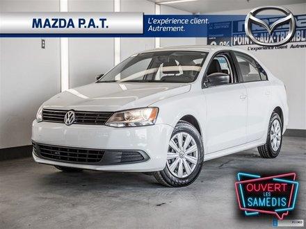 2013 Volkswagen Jetta 2.0L TRENDLINE+ ** 38 558 KILOMETRE **