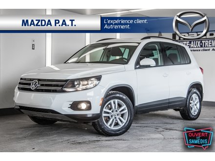 2015 Volkswagen Tiguan Trendline ** 4 MOTION SIÈGES CHAUFFANTS **