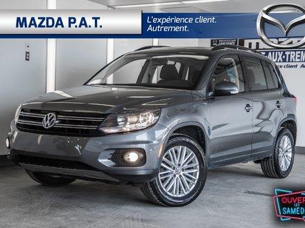 Volkswagen Tiguan Special Edition+JAMAIS ACCIDENTÉ 2015