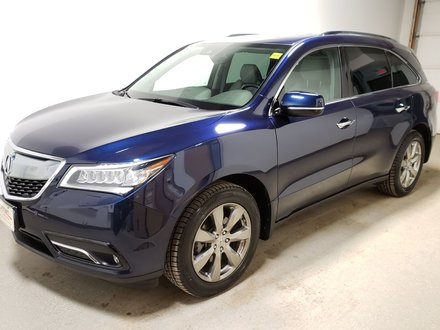 2016 Acura MDX SH AWD Elite|Warranty|Clearance