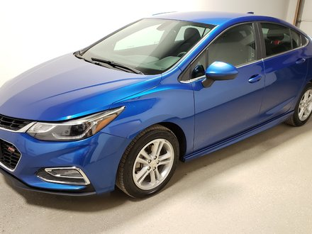 2016 Chevrolet Cruze RS Pack Rmt Start Htd Seats Loaded Clean