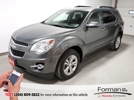 2013 Chevrolet Equinox LT|Warranty