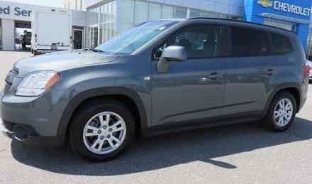 2012 Chevrolet Orlando LT|Warranty|7 Seater - Just arrived