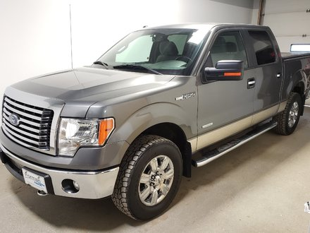 2011 Ford F-150 Wtr Tires/Rims Low Kms V8 Alloys New Tires Clean