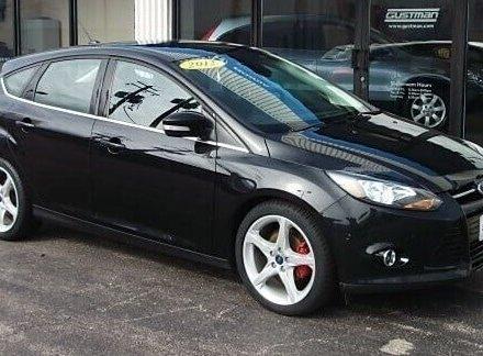 2012 Ford Focus Titanium - Just arrived