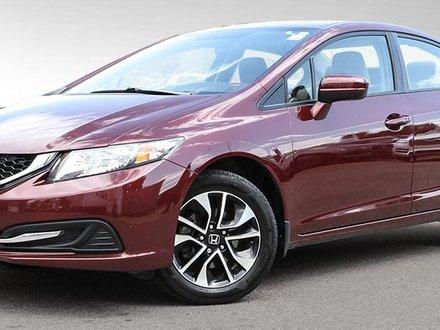 2014 Honda Civic Sedan EXCertified|Extended Warranty - Just arrived