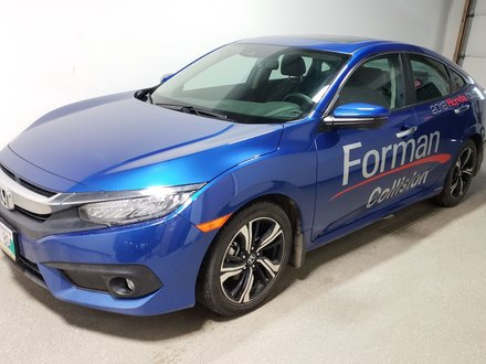2018 Honda Civic Sedan Touring|Certified|Extended Warranty