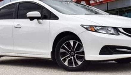 2015 Honda Civic EX - Just arrived