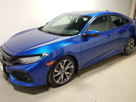 2017 Honda Civic Si Certified Htd Seats Camera Navi Sunroof Loaded