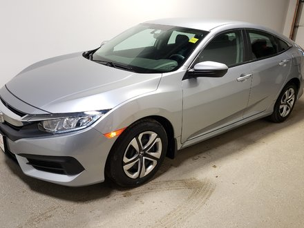 2017 Honda Civic LX Certified - Just arrived