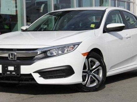 2017 Honda Civic LX w/Honda Sensing - Just arrived
