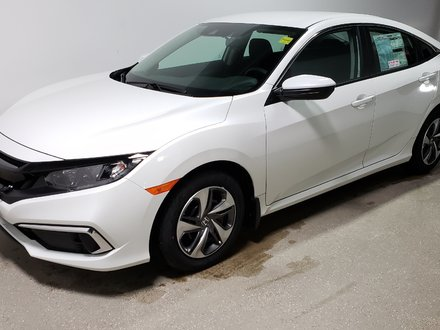 2019 Honda Civic Sedan LX|Demo|Save Thousands