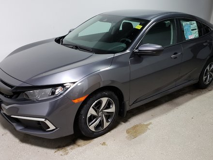 2019 Honda Civic LX Demo Htd Seats Camera Sensing Save