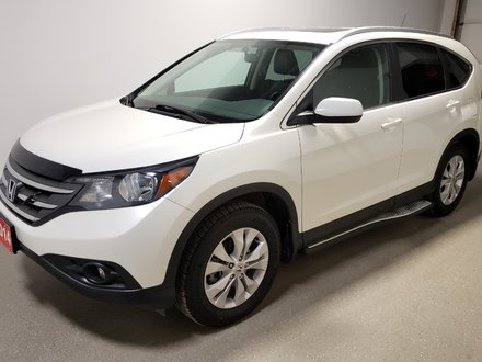 2014 Honda CR-V EX-L  Rmt Start Htd Lthr Camera AWD Local