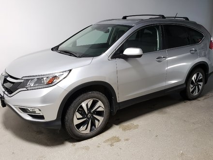 2016 Honda CR-V Touring Certified Rmt Start Navi Htd Lthr Camera