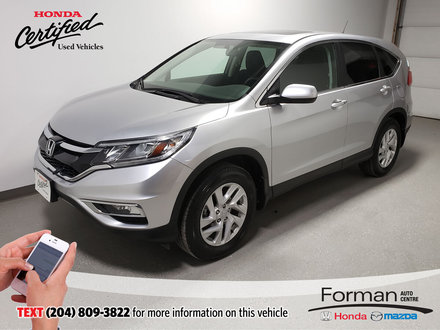 2016 Honda CR-V EX AWD Certified Htd Seats Camera Clean