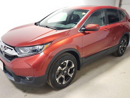 2017 Honda CR-V EX-L Certified - Just arrived