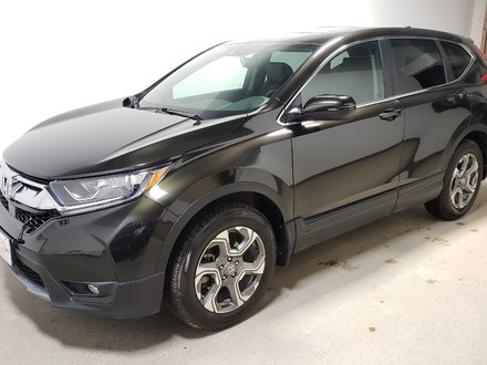 2017 Honda CR-V EX-L Certified- Just arrived