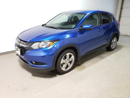 2018 Honda HR-V EX Certified Htd Seats AWD Fog lights Camera