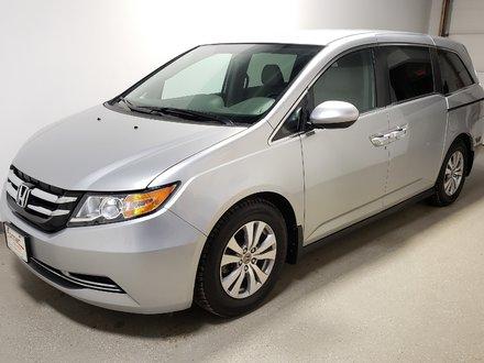 2015 Honda Odyssey EX Certified Rmt Start Htd Seats Pwr Doors
