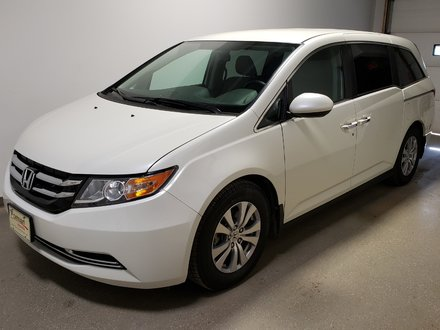 2016 Honda Odyssey EX RES Rmt Start Certfied Wtr Tires/Rims Clean