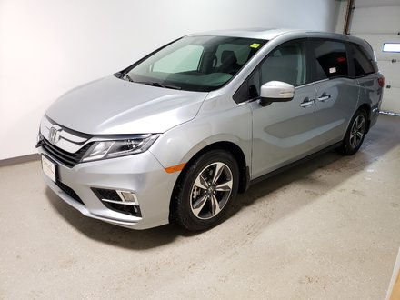2019 Honda Odyssey EX-L w/RES Save Thousands Htd Lther DVD
