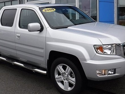 2009 Honda Ridgeline EXL with Sunroof|Warranty - Just arrived