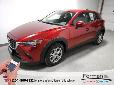 2019 Mazda CX-3 GS Courtesy Car Save