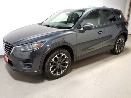 2016 Mazda CX-5 GT Rmt Start Wtr Tires/Rims Navi Htd Lthr Camera