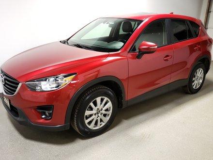 2016 Mazda CX-5 GSL UnlimitedWarranty Htd Lthr Pwr Seat Wtr tires