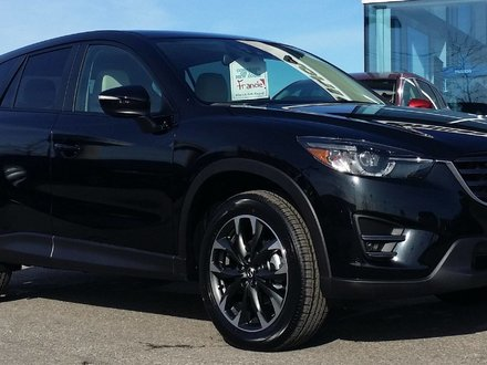 2018 Mazda CX-5 GT Save Thousands Shuttle Htd Lthr Navi