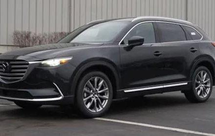 2019 Mazda CX-9 GT Save Loaded Htd Lthr Pwr Tailgate