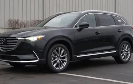 2019 Mazda CX-9 GT Save Loaded Htd Lthr Pwr Tailgate