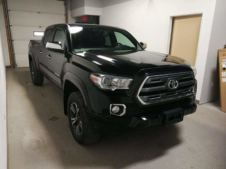 2017 Toyota Tacoma Limited V6 Rmt Start Htd Lthr - J Arrived