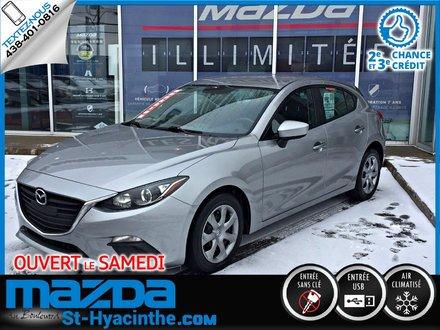 Mazda 3 Sport GX 2015