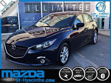 2015 Mazda 3 Sport GS CAMERA DE RECUL