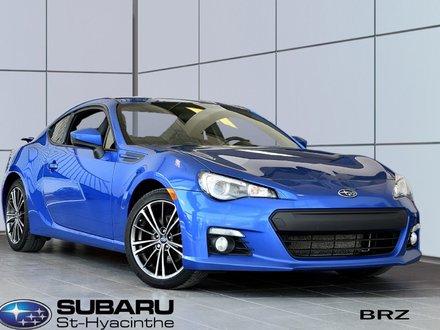 2016 Subaru BRZ Sport-tech, GPS