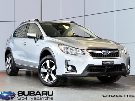 2016 Subaru Crosstrek Hybride, toit ouvrant, bas kilométrage, rare