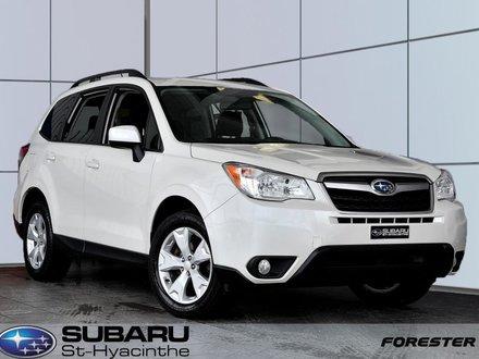 2015 Subaru Forester 2.5i Commodité auto.
