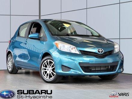 Toyota Yaris LE, groupe électrique, air climatisé 2013