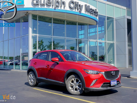 2016 Mazda CX-3 GS FWD at