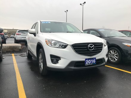 2016 Mazda CX-5 GS FWD at