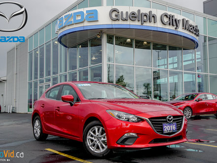 2016  Mazda3 Sport GS at