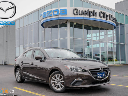 2014  Mazda3 GS-SKY 6sp